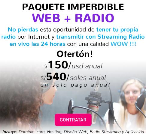 streaming radio gratis