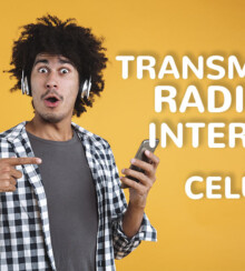 ¿Cómo Transmitir Radio por Internet desde Celular Android? Streaming Radio