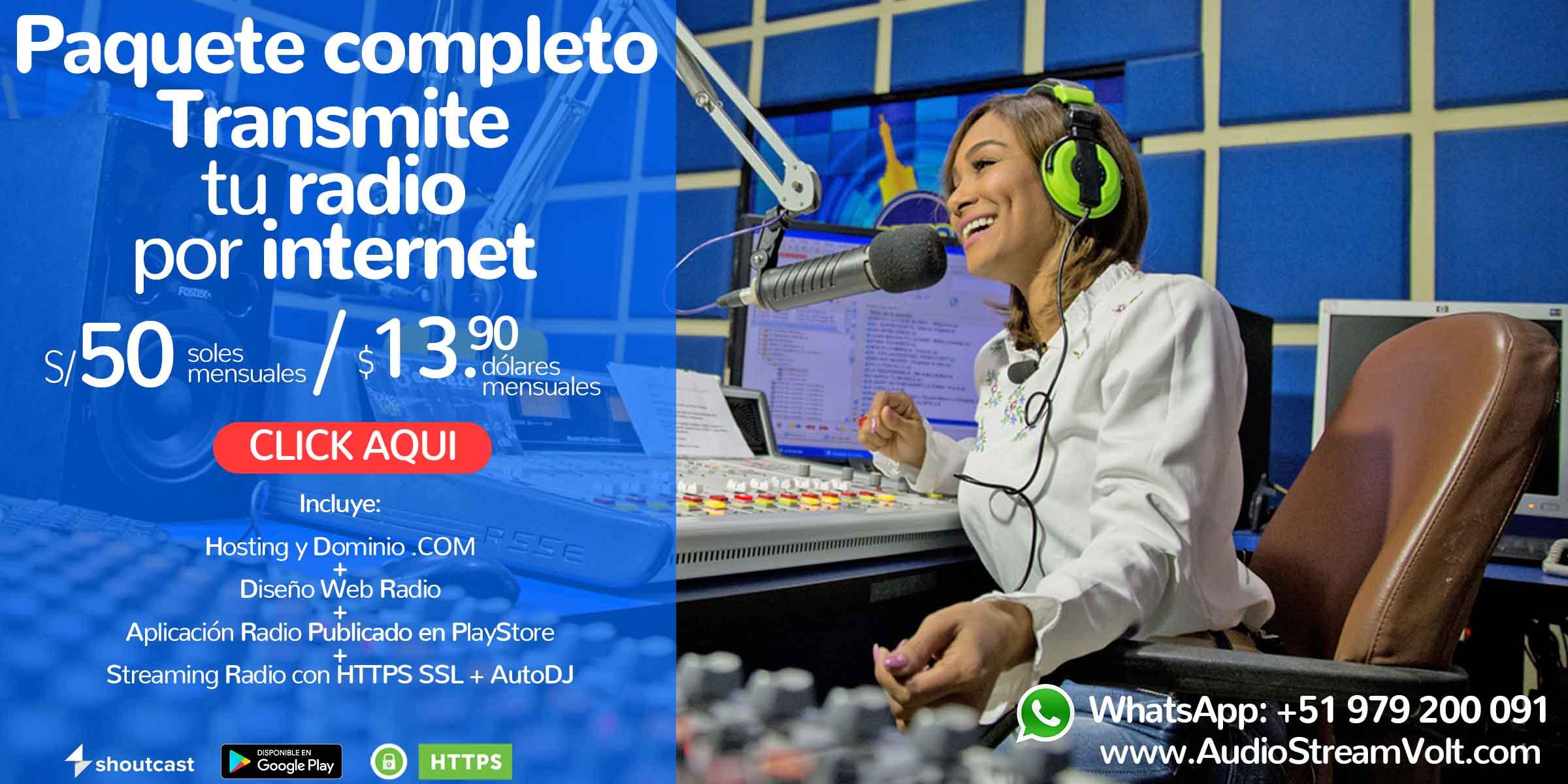 streaming radio
